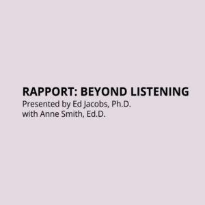 rapport-beyond-listening-cd
